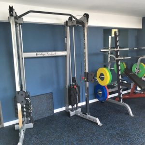 studio gym weights cheltenham male female 3
